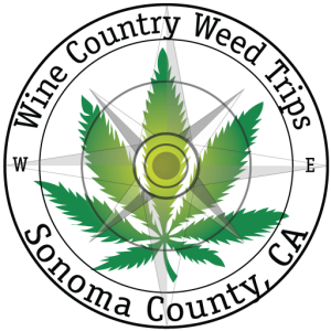 Wine Country Weed Trips Logo
